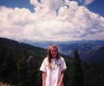Manda in Colorado July 1991