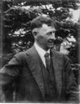 Francis Foster Bundy, around 1915-1920. (Original: Janet Lucius)
