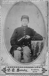 Boney Jerry served in the Civil War (downloaded from the Zumbrota County Historical Society website.)