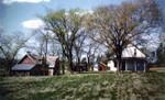 The farm on Grey Cloud Island where Alex and Marie lived, around 1943.  (Original: Alice Robinson)