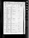 1850 Census, New York, Onandaga County, Elbridge. David Soules family. Three stops underneath the David Soules family we find Uriah Whaley and his wife Mariah (one of David's daughters) and their new son David. Looks like Mariah married quite young. In about five years, another of David's daughters, Eliza, will marry Cyrenus Whaley, Uriah's brother.