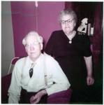 Charles and Clara Winberg. (Original: Mary Hundeby)