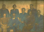 Winberg family, 1930s or 40s (Original: Mary Hundeby)