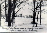 This is the farm on Grey Cloud Island in Grey Cloud Island Township, Washington County, Minnesota where the Winberg family lived. (Original: Mary Hundeby)