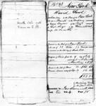 Highlight for Album: Revolutionary War Pension Application